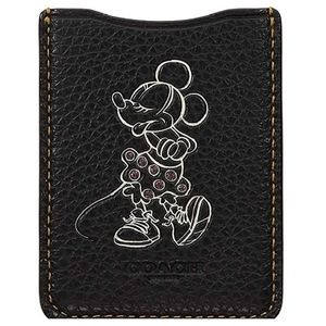 COACH Minnie Mouse Pose Phone Pocket Sticker